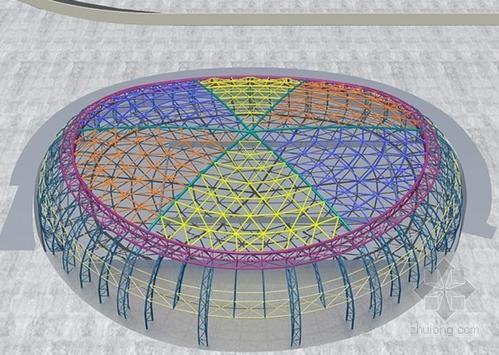空间钢结构系统CAD软件3D3S同济大学同磊简介